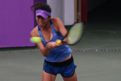 金地ITF赛谢淑薇63分钟过关 王雅繁亦进16强