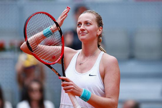 科娃称击败小威让她又重新点燃了对网球的爱