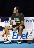 三巨星训练备战ATP年终总决赛