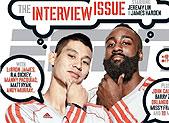 杂志上的NBA