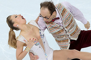 索契冬奥会每日十佳