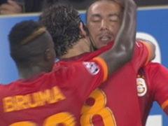 尤文前功尽弃 德罗巴头球助攻终场前扳平