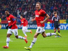 欧冠小组赛第5轮 勒沃库森VS曼联下半场