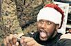 奥尼尔变圣诞老人