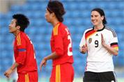 阿尔加夫杯女足0-5德国