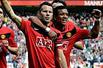英超-吉格斯两球 曼联3-1胜热刺暂超切尔西登顶