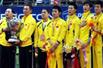 汤姆斯杯-林丹完胜陶菲克 率中国3-0横扫印尼首夺四连冠