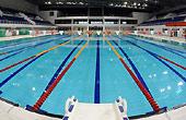 奥体中心游泳跳水馆