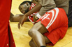 NBA-小布马丁受伤火箭3失救命球 加时赛惜败马刺