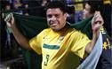 大罗巴西国家队告别赛