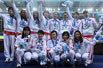 世游赛-中国女子水球8-9摘银创历史