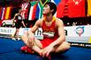 瑞典室内赛-刘翔抢跑被罚下 罗伯斯轻松夺冠