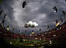 伦敦奥运会开幕
