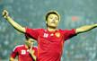 热身赛-中国1-1加纳