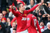 范佩西助曼联2-1利物浦