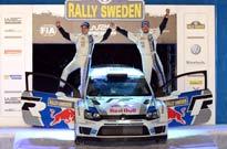 WRC瑞典站奥吉尔夺冠