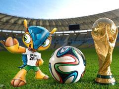 巴西世界杯分组抽签