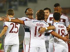 欧冠小组赛第3轮视频回顾