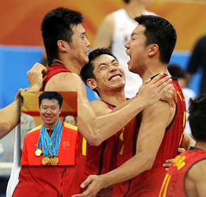 击溃韩国!男篮亚运第7冠!大郅率队重回亚洲之巅