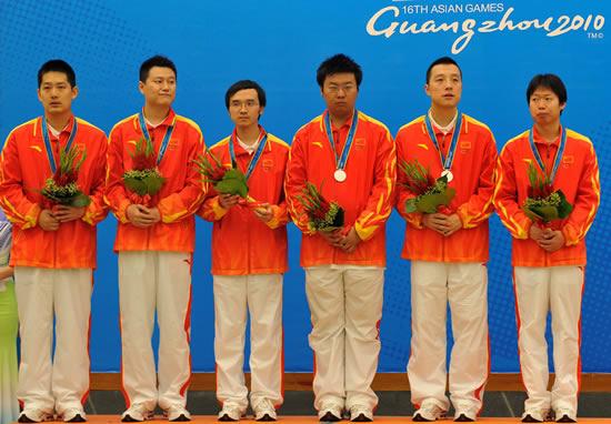 如果围棋能保留到仁川亚运会 希望这样的表情不要再出现在中国棋手们脸上