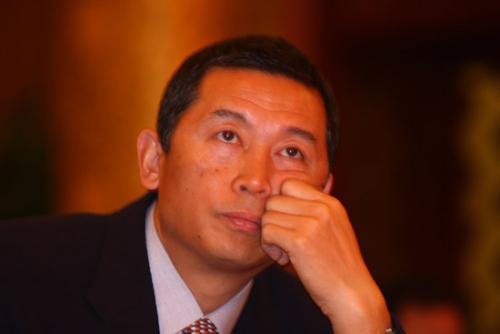 中国高尔夫球协会副主席崔志强