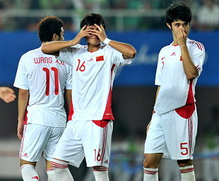 亚运-朴周永金正友齐发难国奥0-3负韩国止步16强