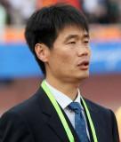 中国队主教练李霄鹏