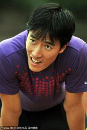 刘翔:再破世界纪录才算康复三战亚运感觉各不同