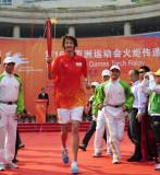 国家女篮队员魏伟