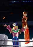 小丑来玩耍