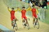 中国队勇夺冠军