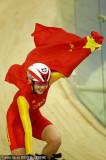 中国选手姜帆夺金