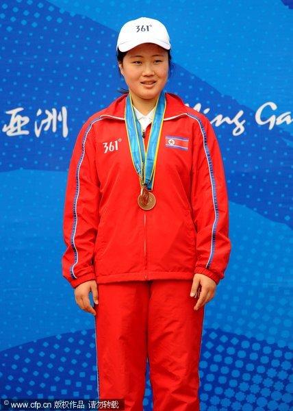 朝鲜选手第三