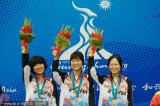 韩国队夺冠