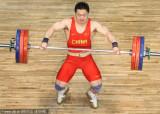 中国选手蒋海荣