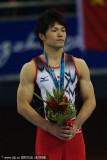 日本选手获得亚军