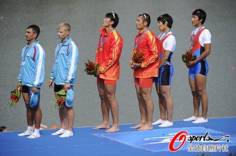中国国歌再次响起