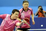 中国香港选手全力以赴