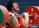 韩国选手挑战失败