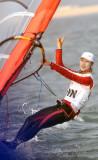 中国选手孙萨萨夺冠
