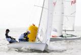 中国选手扬帆启航