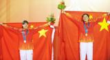 中国包揽冠亚