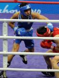 印度选手出重拳
