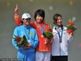 中国选手是第一