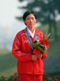 朝鲜选手金琴玉
