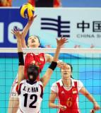 亚运会女排决赛中国险胜韩国