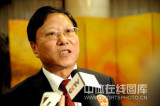 广州亚运中国代表团返京