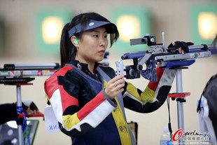 申诉成功!亚运10米气步枪中国女团金牌失而复得