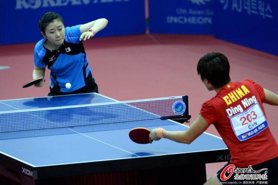 日网友:乒球银牌其实等于金牌 能赢中国国家不存在