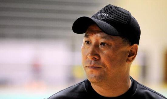 中国羽毛球队总教练李永波